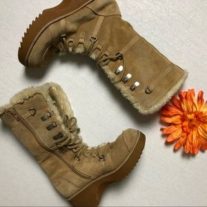 REPORT Winter Boots Size 7.5